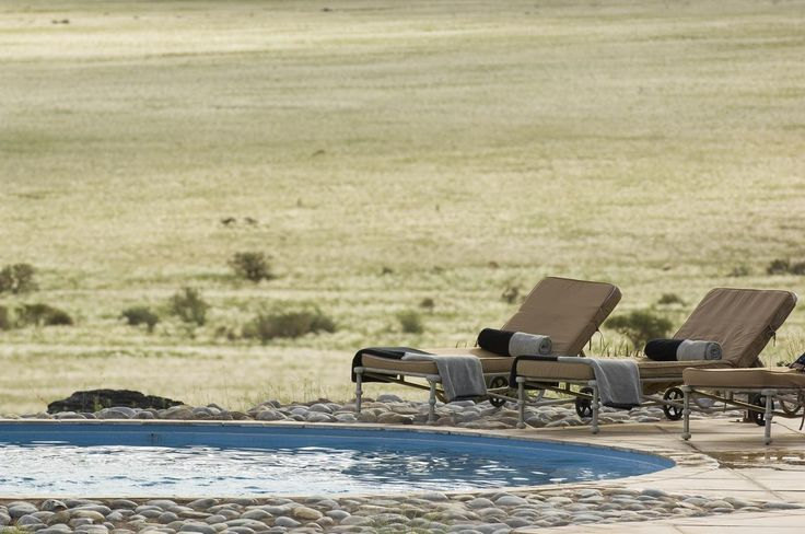 An oasis in the heart of the Namib Desert. Ker & Downey Africa Property of the Month: Sossusvlei Desert Lodge #luxurytravel #namibia