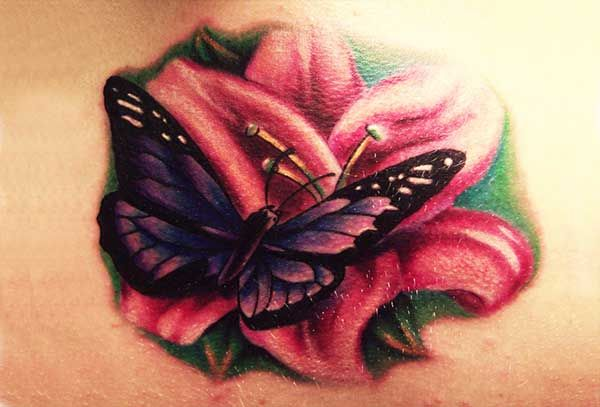 Butterfly Tattoo Designs And The Meaning | Full Tattoo