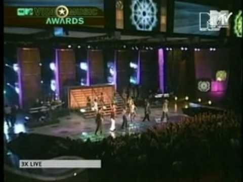 "Backstreet Boys - Everybody (Backstreet's Back) - ""Backstreet's Back"" Live 1998 MTV Video Music Awards."
