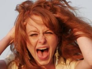 Redheads feel a different kind of pain.  Research reveals that redheads are more sensitive to cold,  are less responsive to subcutaneously administered anaesthetics [under the skin], suffer more from toothaches, are more frightened of dentists and are at greater risk of developing sclerosis and endometriosis.