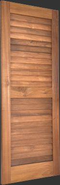 Thermic Wood Shutters Shutters Window Storm Security