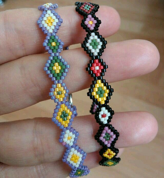 Delica Bead Bracelet Patterns Best Bracelets