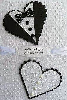 wedding cards - save the