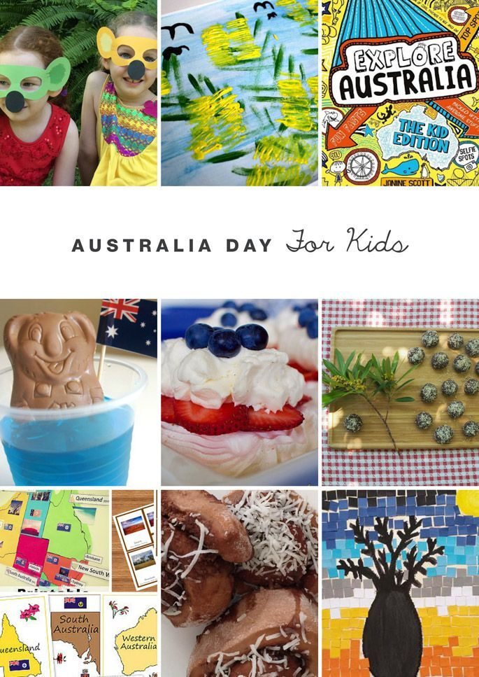 Australia Day blog hop – lots of great ideas for kids on Australia day!