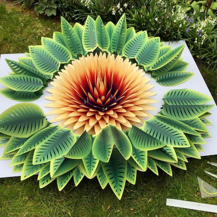 Best Pop Up Artworks Images On Pinterest Peter Otoole - Elaborate pop paper sculptures peter dahmen