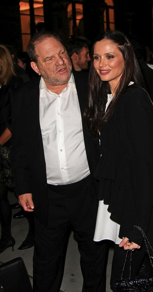 Georgina Chapman & Harvey Weinstein Expecting Baby No. 2