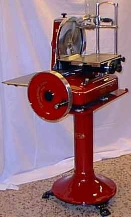 Professional Slicer Volan Mod. 370 special for restaurants and gastronomy shops http://bit.ly/1NwJHRR #parmaham,#food,#italian,#Parmesan #Reggiano #Cheese