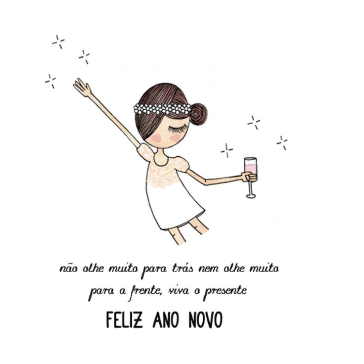 Feliz Ano Novo!                                                                                                                                                                                 Mais