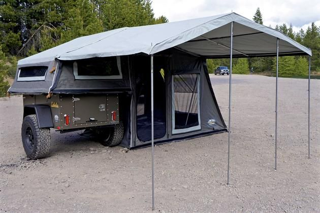 Basecamp Trailer Tent Awning 9 Ft Trailer Tent Tent Awning Tent