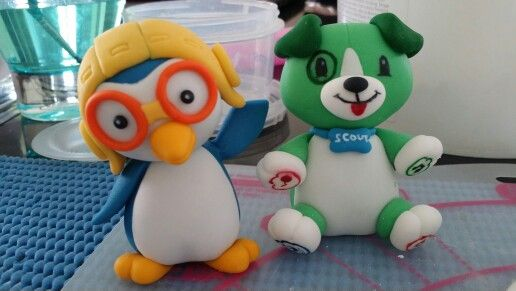 Pororo and Scout!!