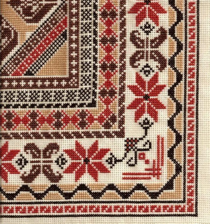 Gallery.ru / Фото #75 - Орнаменты для подушек - livadika