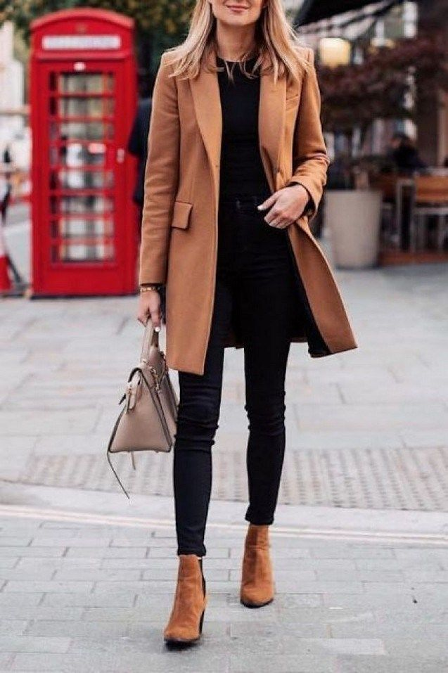 Business Casual Winter Style Women