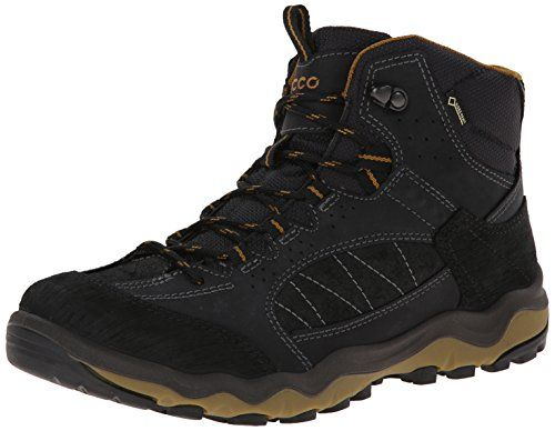 ECCO Men's Ulterra Mid GTX Boot,Black,40 EU/6-6.5 M US * Check out the image by visiting the link.