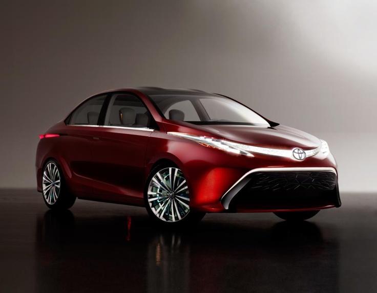 Ordinaire Toyota   Beijing Motor Show 2012