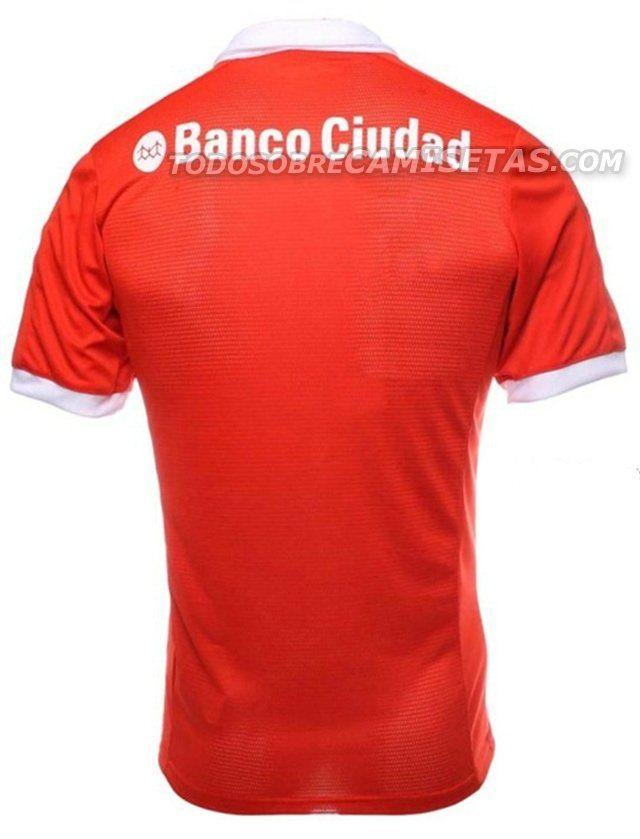 Camiseta Puma de Independiente 2016