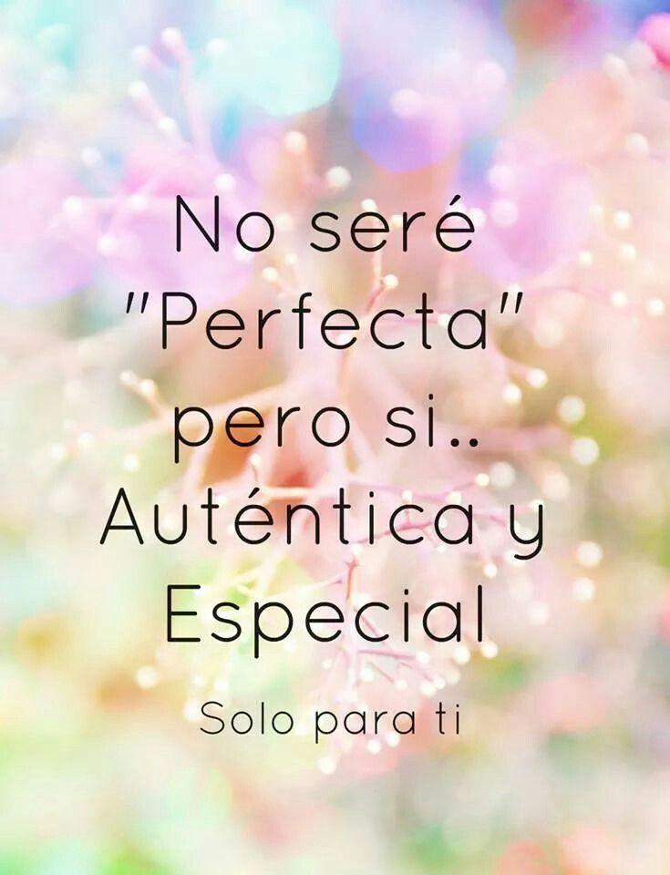 Simplemente autentica y especial♥♡★☆