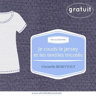 textiles tricotés - jersey - Christelle BENEYTOUT