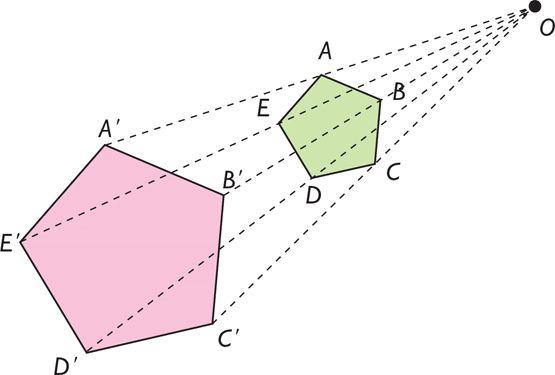 Homotecia Geometr 237 A Y Medici 243 N Diagram Line Chart Y Chart