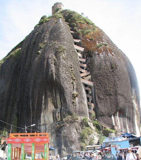 Piedra de Penol in Medellín, Colombia