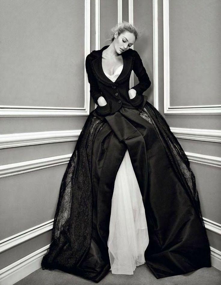 Candice Swanepoel for V Magazine.