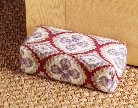 45 Best Needlepoint Doorstops Images On Pinterest Door