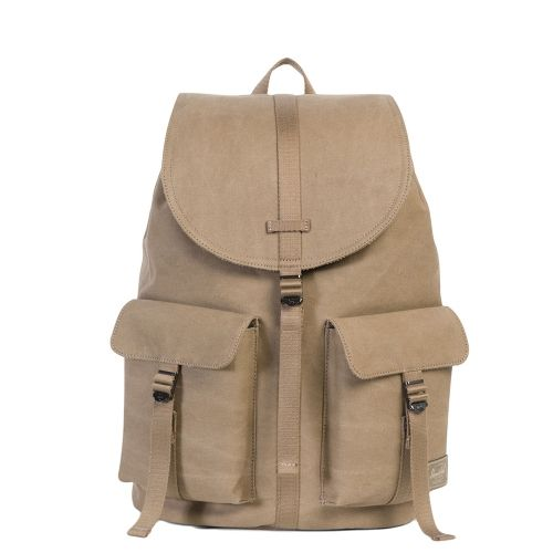 Herschel Supply Co. Dawson Cotton Canvas Rugzak brindle