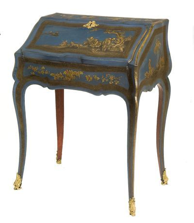 Secretaire Dos Du0027ane Used By Madame De Pompadour At The Chateau Bellevue  From 1748 To 1757