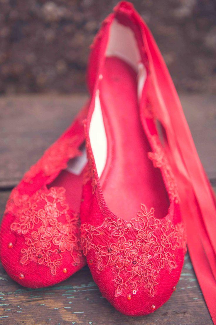 Beautiful red pumps Photo: Kusjka du Plessis