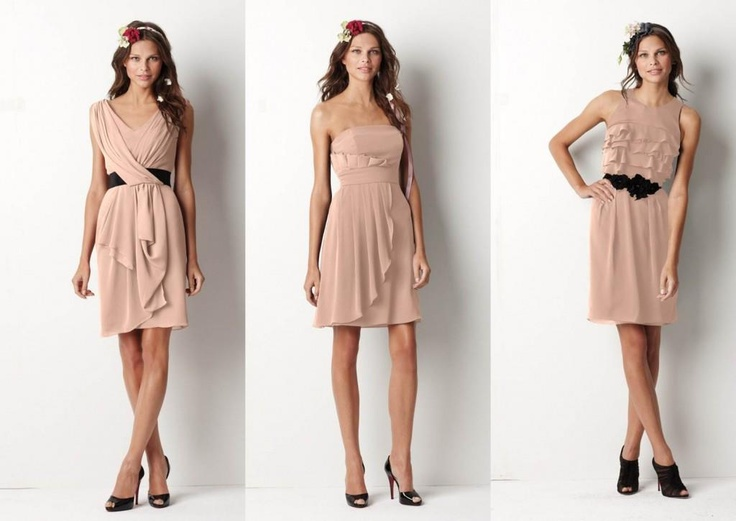 1000 Ideas About Beige Bridesmaid Dresses On Pinterest: 1000+ Ideas About Bridesmade Dresses On Pinterest
