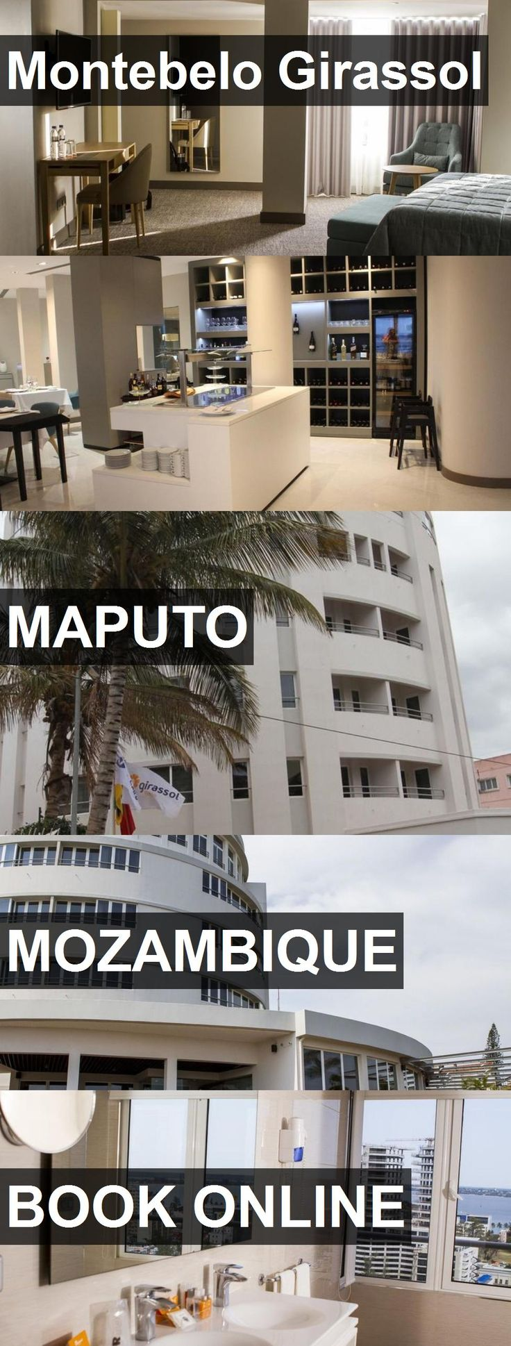 Hotel Montebelo Girassol in Maputo, Mozambique. For more information, photos, reviews and best prices please follow the link. #Mozambique #Maputo #travel #vacation #hotel