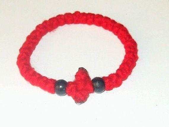 Prayer rope Komboskini Chotki Knotted bracelet 33 by TiStephani