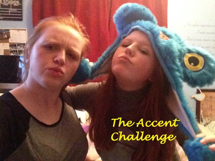 The Accent Challenge
