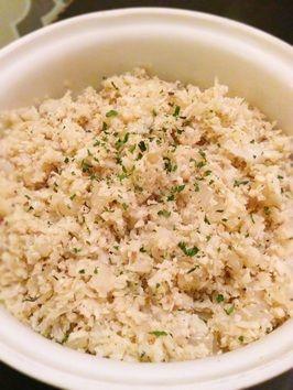 Cauliflower Rice, Paleo Recipes