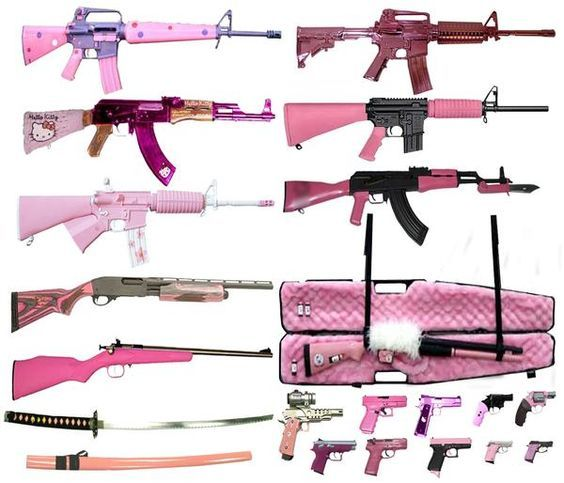 Not just a list of pink guns! Learn why one woman instructor/pro shooter thinks these are the best handguns for new and not-so-new women shooters.