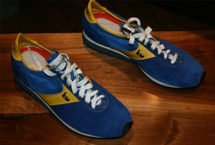 Etonic Blue Flame Bowling Shoes