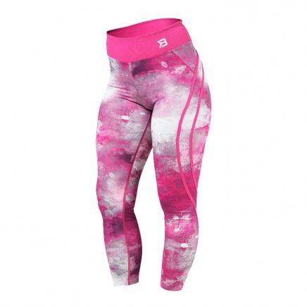 Galaxy high waist, hot pink