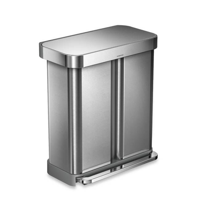 Best Product Image For Simplehuman® Dual Compartment 400 x 300