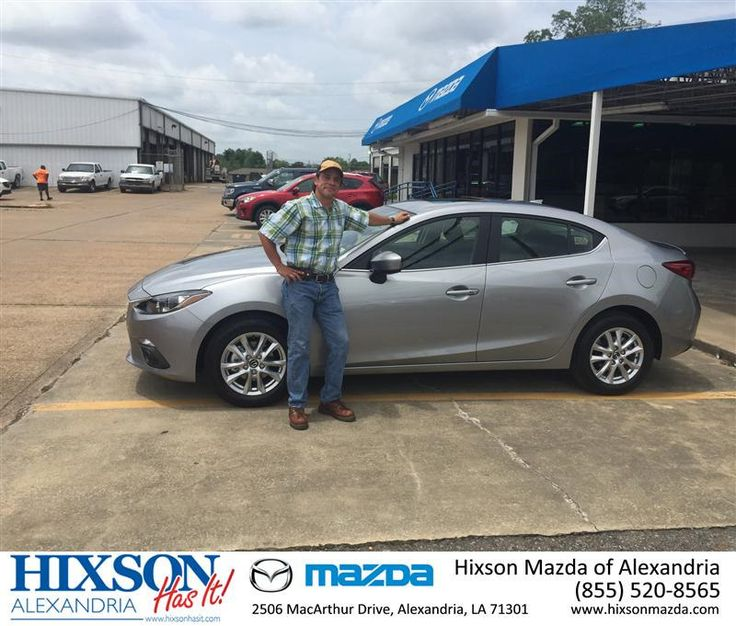 Congratulations to Kristian Humphries on your Mazda