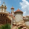 The Exterior of Under the Sea ~ Journey of The Little Mermaid at Magic Kingdom Park