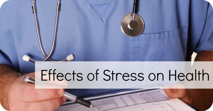 Effects of Stress on Health http://healthpositiveinfo.com/effects-of-stress-on-health.html