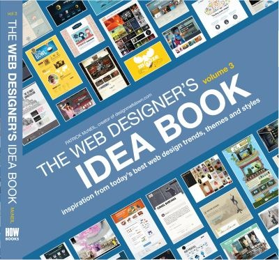 McNeil, creator of popular Web design blog designmeltdown.com, has cataloged thousands of sites, and showcased in these books are the very best examples. Whether brainstorming with a coworker or explaining ideas to a client, these books provide a powerful communication tool for new projects