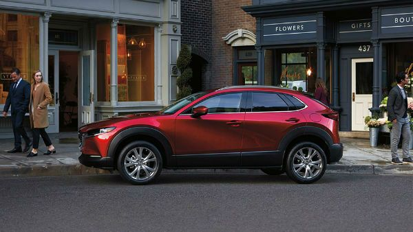 The 2020 Mazda Cx 30 Is A Compact Suv That Comes In Four Versions Base Select Premium And Favorite The Base M Taste Of Home Christmas Baking Cookies Mazda