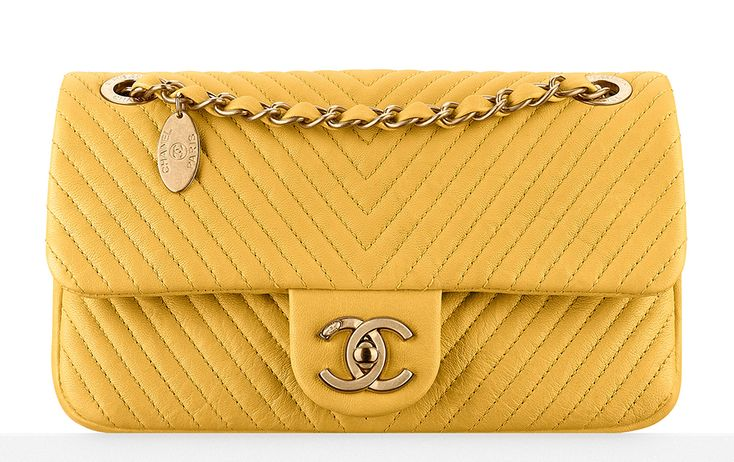 Check Out Photos and Prices for Chanel's Cruise 2016 Bags, in Stores Now