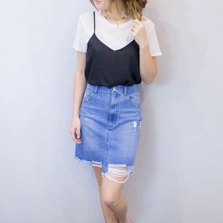 Day Date Shop new looks online at shopeysian.com. Or come in store 10AM-7PM today.  Rachel Gold Choker $18. in-store only. His Distressed Tee in White $32. online  in-store.  Little Black Tank $34. online  in-store. Karaoke Cut Off Denim Skirt $42. online  in-store. #WearElysianDaily http://ift.tt/2mz0oK2 Day Date Shop new looks online at shopeysian.com. Or come in store 10AM-7PM today.  Rachel Gold Choker $18. in-store only. His Distressed Tee in White $32. online  in-store.  Little Black…