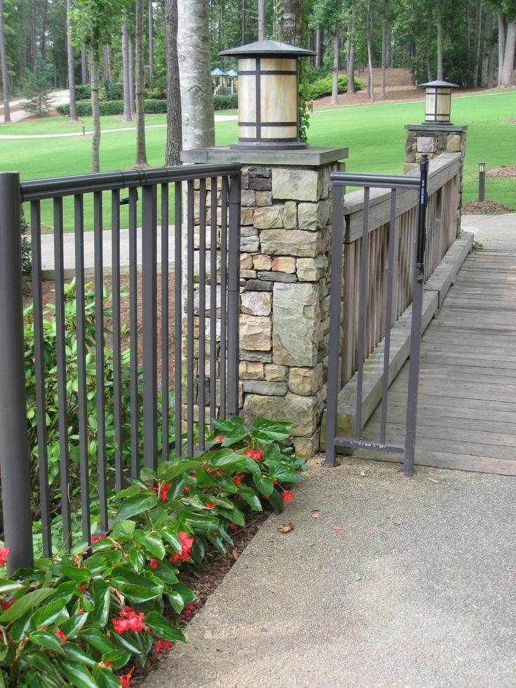The 25 Best Wrought Iron Fence Panels Ideas On Pinterest