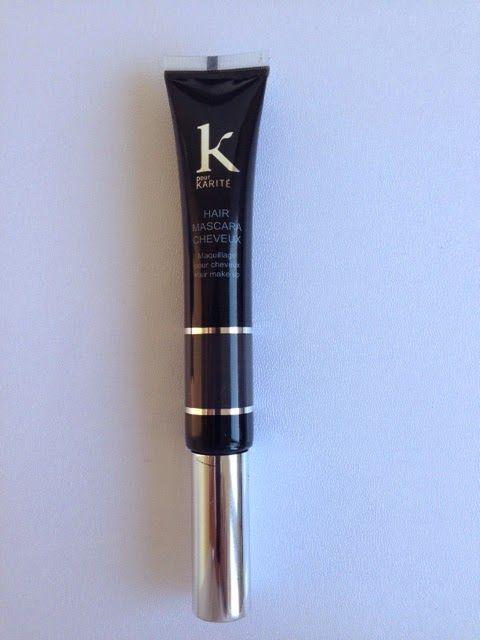 Forty Beauty: Mascara cheveux, de K pour Karité : mon test et av...