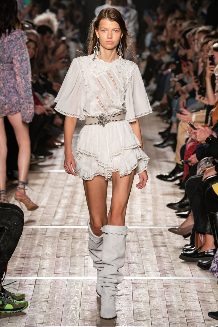 Isabel Marant Spring 2020 Ready-to-Wear Collection - Vogue