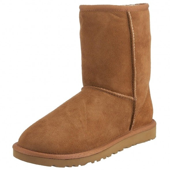 I think every girl should have four pairs of UGGboots lol.. This color,.  Ugg Classic ShortClassic ...