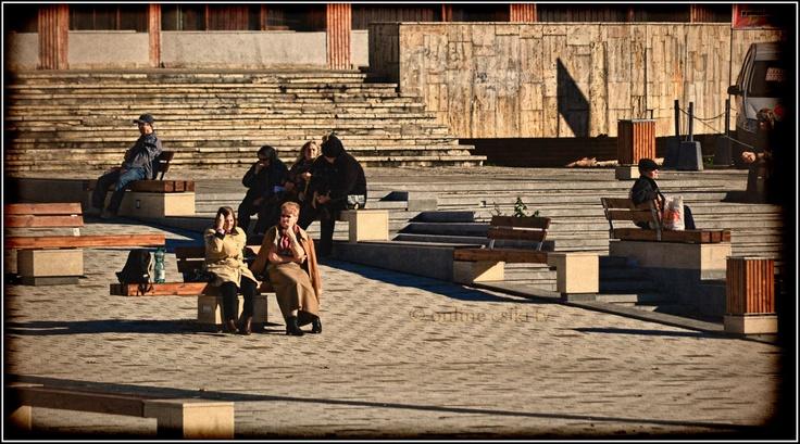 Csíkszereda - City center