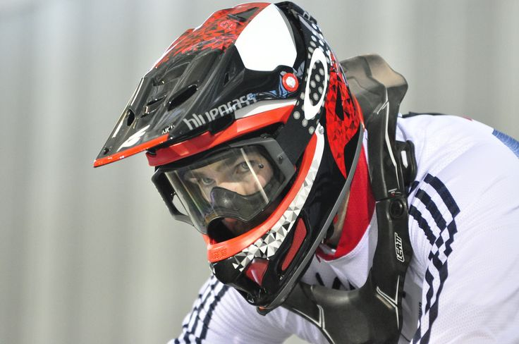 Liam Phillips /  UK Pro. #BMX #BMXRacing #Olimpic